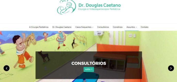 Novo site do Dr. Douglas Caetano