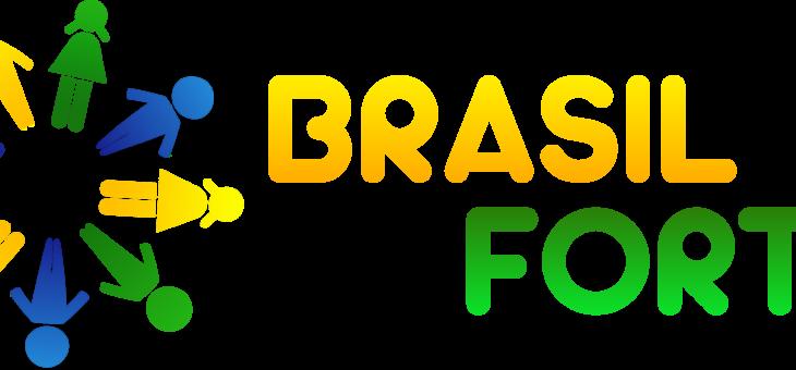 Identidade visual da Brasil Forte
