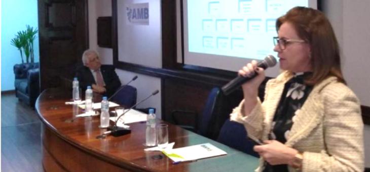 CIPE participa da reunião do Conselho Científico da AMB